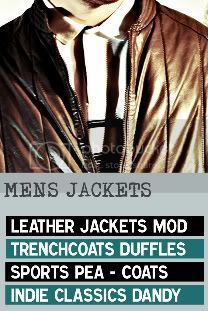 Mens Jackets &amp; Coats