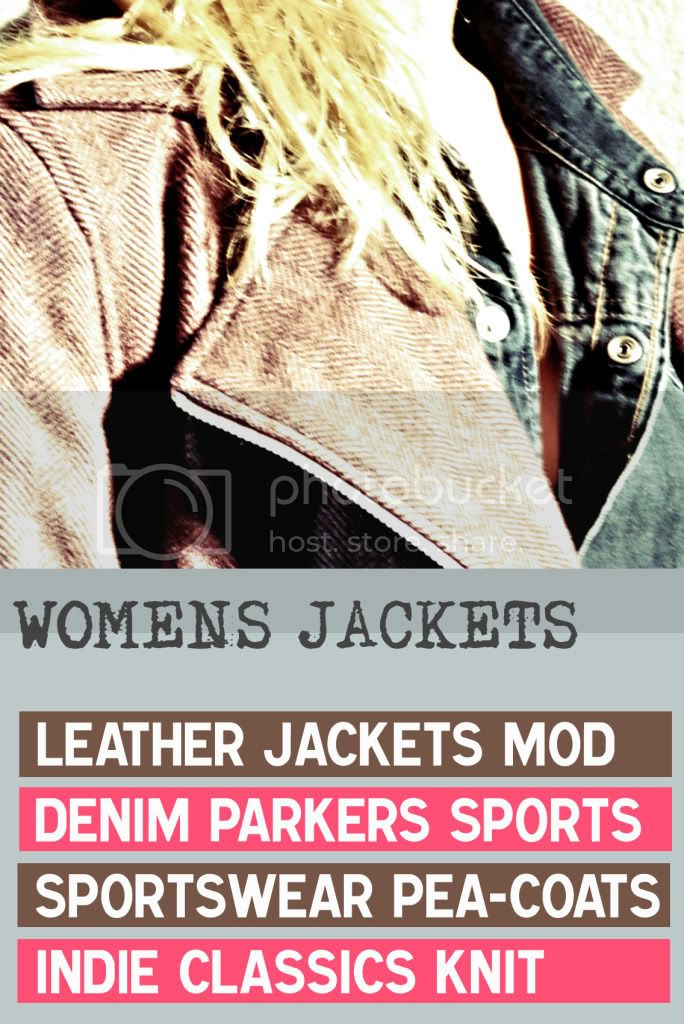 Womens Jackets &amp; Coats