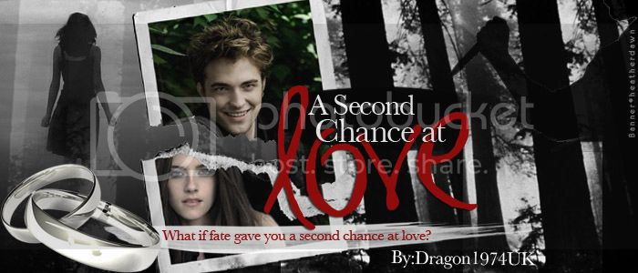 Edward &amp; Bella's Second Chance at Love